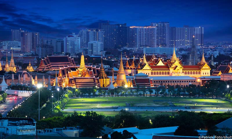 bangkok tourism places
