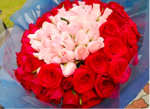 Be Romantic by Sending 99 Roses | Little Flower Hut