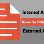 Know about the Difference between an Internal and External Auditor