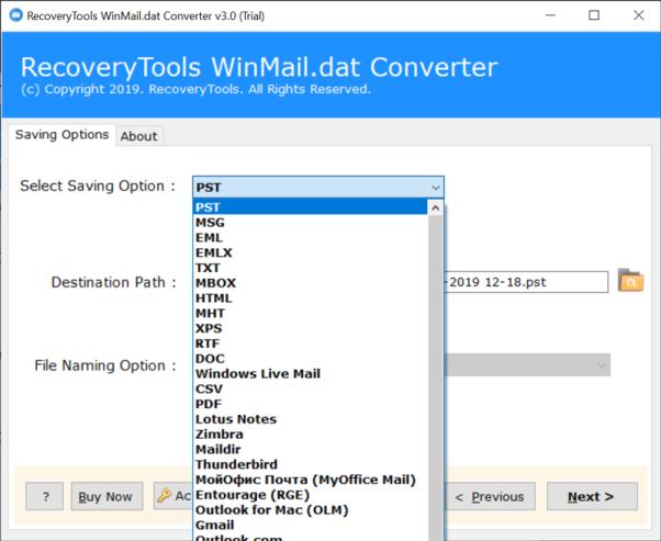 Winmail.dat Converter