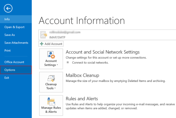 How to Disable Winmail.dat in Outlook 2016, 2019?