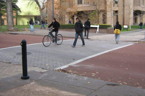 basics of pedestrian zones