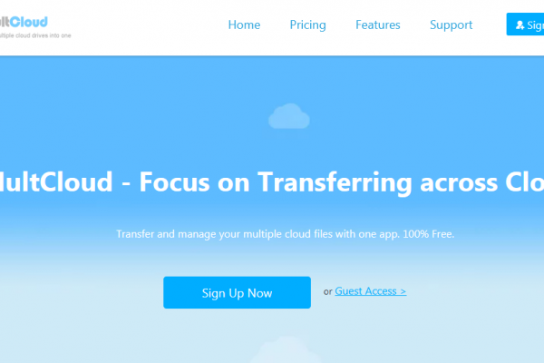 How to Transfer Files Between Cloud - MultCloud