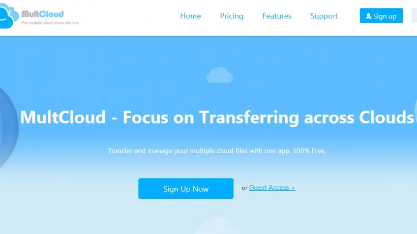 How to Transfer Files Between Cloud - MultCloud