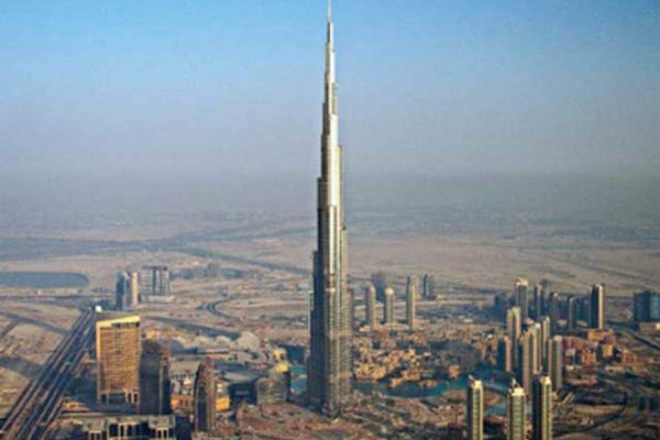 tallest building in the middle east