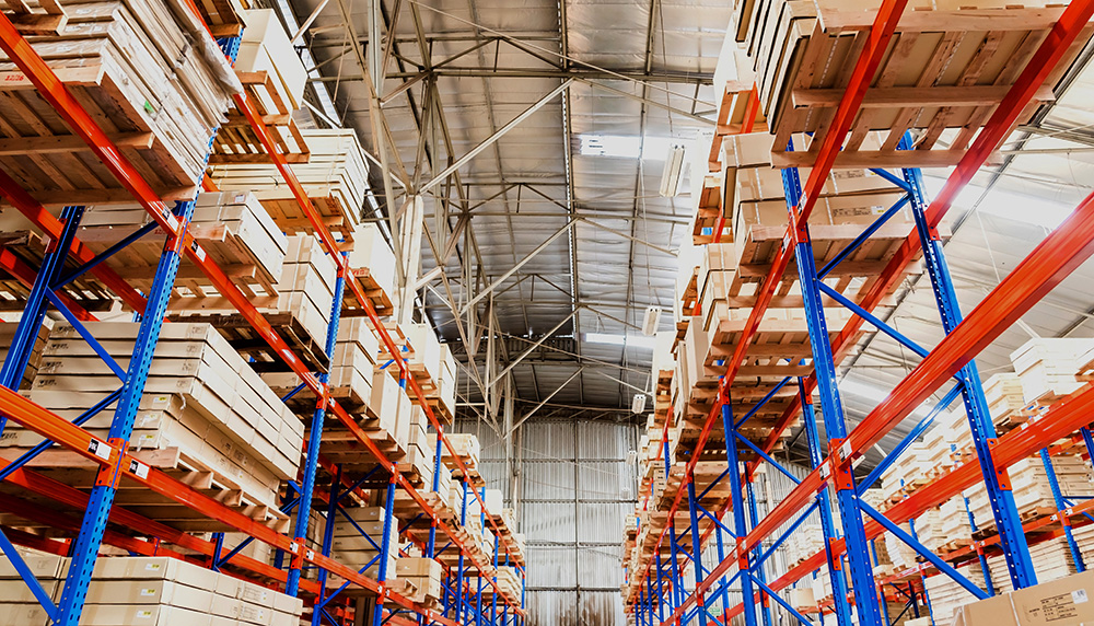 saving money in the warehouse business