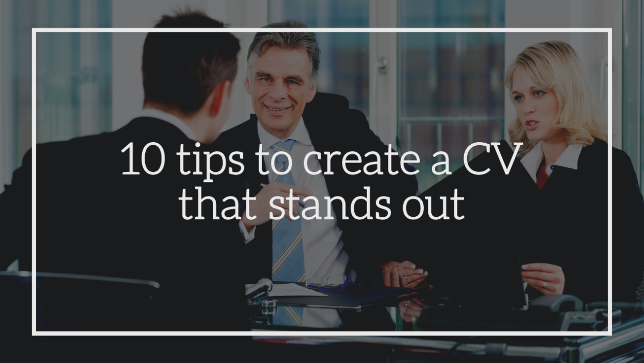 CV that stands
