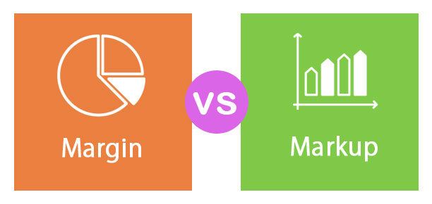 How to calculate margin vs markup