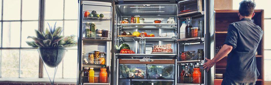 kitchenaid fridges
