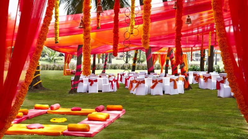 outdoor wedding venues near me