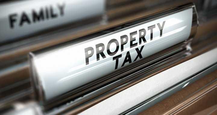land tax online