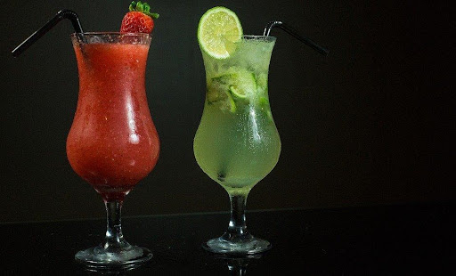 : Create your own beverage and color